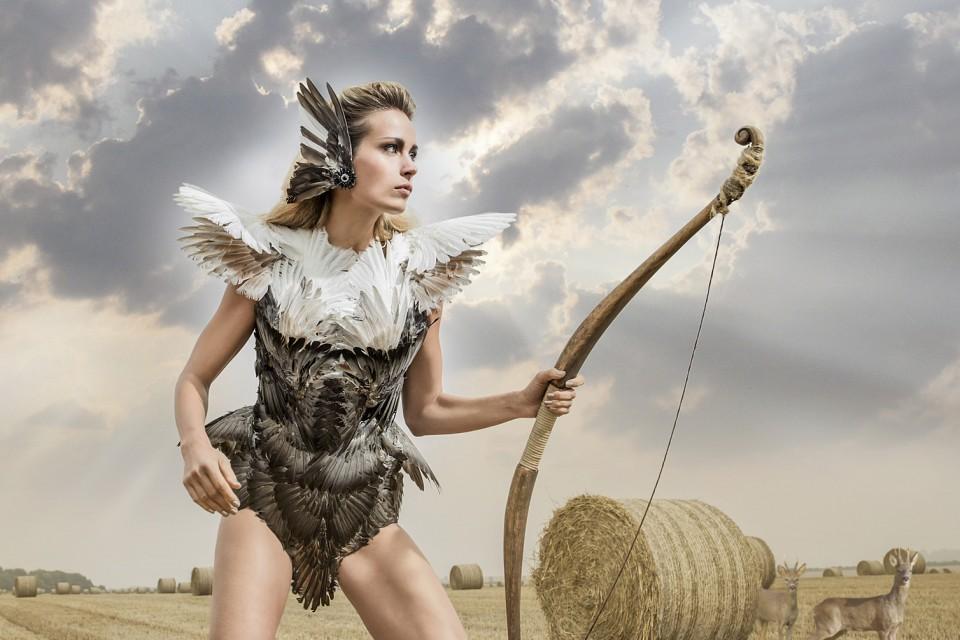 Diana – Petra Nemcova ‹ Fashion Photographer James Nader ...