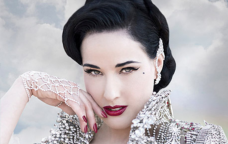 dita von teese by james nader