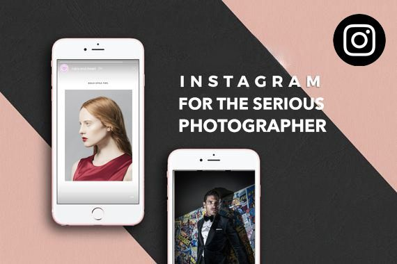 instagram for photographers the business of photography