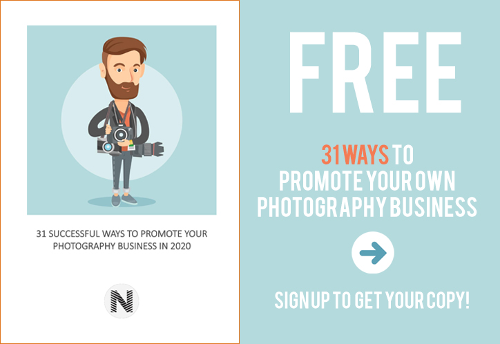 31 free ways to promote your photography business in 2020.