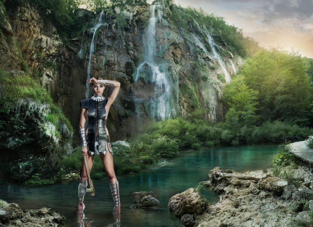 fashion photographer james nader-Lambertz Calendar 2014