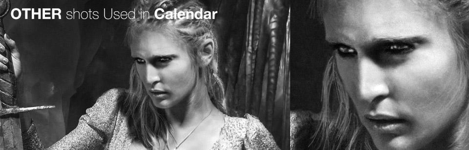 skadi calendar images by james nader