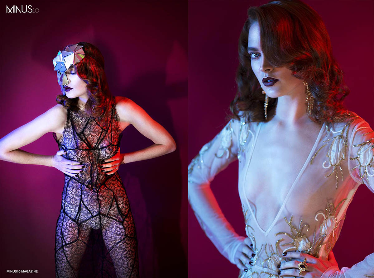 fashion photographer blog - editorial fashion magazine spread - fashion lookbook
