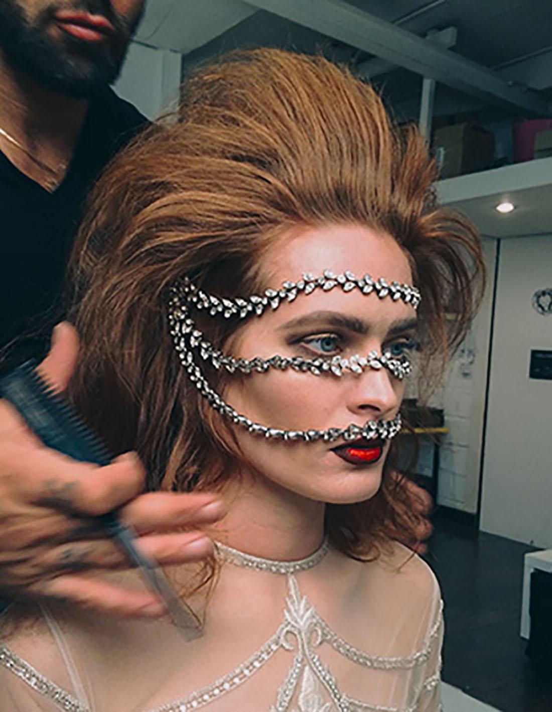 coloured gel lighting - fashion photographers blog james nader
