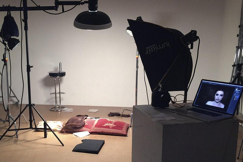 studio and fashion lighting - fashion photographer james nader-beauty1