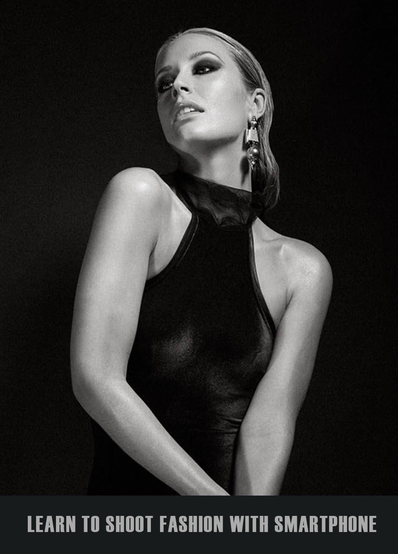 2021 iphone fashion photography workshops - portrait workshops