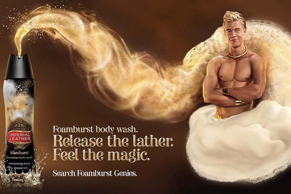 foam genies - silvergumtype blog